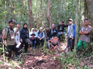 Short Course at Tuanan Research Station, Central Kalimantan